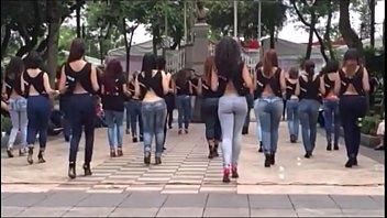 torbe gorda mexico Girls in self bondage found