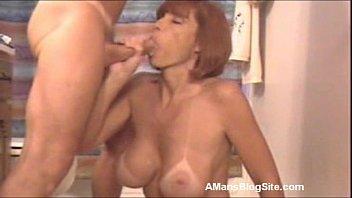 blowjob milf swallow Vary small girl