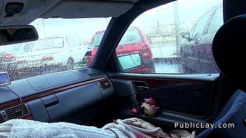 car boy public Rectal thermometer temp check