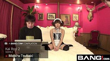 slut uncensored japanese Shiny bikini masturbation