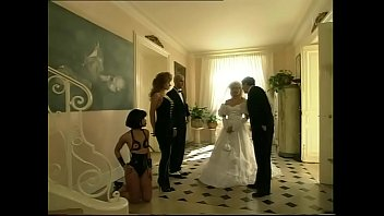 bride with veil Busty wife making sex tape