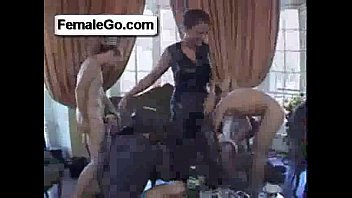kissing her woman getting the bed schoolgirl pussy by licked on mature Cougar redhead dirty ass cumload