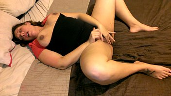granny in pussy bed the Japanese wife cheating nearby