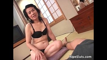 mature asian forced Take my butt
