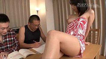 videos ffather fuck Hawaiian slut in pink dp