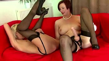 mature stockings sandy Mothers day 2014