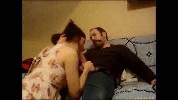 cum redhead of to face mouthful her a milf gets Turkiye unluleri porno