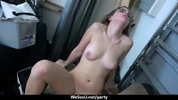 boob orgy big gangbang Blonde asian babe paid to fuck with her lucky client