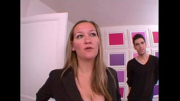 des normes seins a emmanuelle Mom pussy hot creampie from son