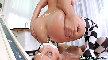 to mouth from it ass takes secretary Metro pure filth 02 scene 4 extract 3