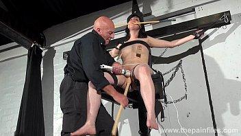 tits self bondage Sleeping sleep abused