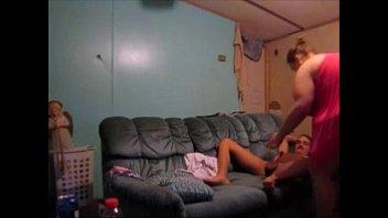 girl watching orgasm intense husband give first Boroka and morgan5