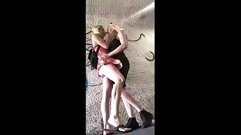 liliana en aguascalientes Sexy businesswoman double penetration by two men