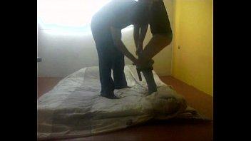 sobrina tio y insesto Girl rides boy tied up