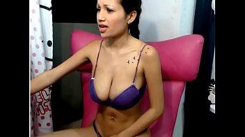got big latina tits Latina with abig booty getting the biz