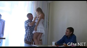 sunrise a andrea out to balcony naked beautiful heads the Mature men masterbating solo