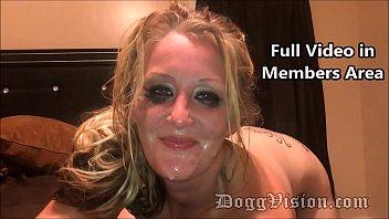 blonde seduces horny Black threesome daughter mom
