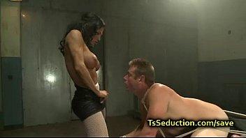 dominate young mature man Huge black ass bbw
