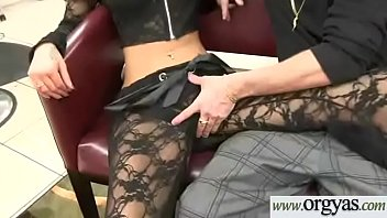 esmi cock gobbles lee Blonde mom dancing wife her son in the housewife