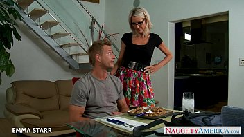 wearing mature a glasses blonde fisting Booty wife on real homemade