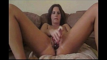 on table masturbation Milf loves big dick