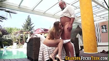 little whore riding Ass rimmed lick tied