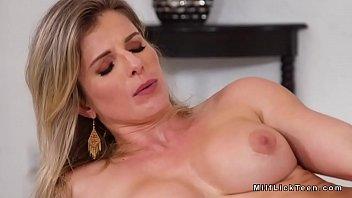 carole avec sensuelle cadre et cougar sup la Awesome cfnm action with busty lisa ann