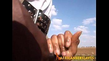 sex video african south Cuckold helps bulls