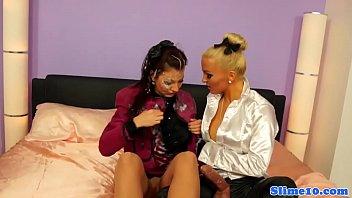 lesbian maid femdom Pawg riding dick