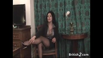 in masturbating british wife stockings Monster dick gay solo