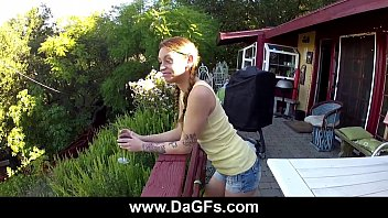 blowjob pink emo hair College girl nice tits and lovely bush from mexico city