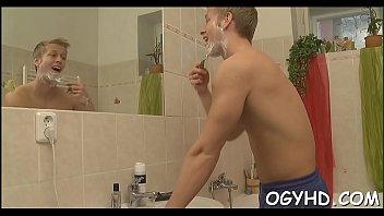 old vs womens young man Salon massage ambush fuck hidden