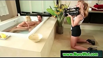 giving wife stranger massage Playboy tv foursome season 3 episode 6