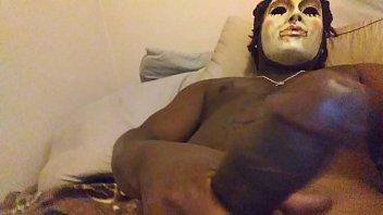 doctor mask respirator Black boy gay strap on