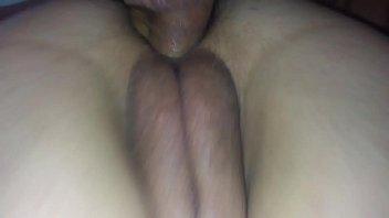 cock he giant with gabes fucks ass as she Detroit ebony hood