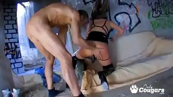 belt it and seal chastity put the Ashlynn brooke big cock