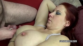 of her redhead to face gets milf a mouthful cum Depois dos 40 vol 9 cenas