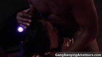 girl lads gangbang Jav lesbian seduction uncensored