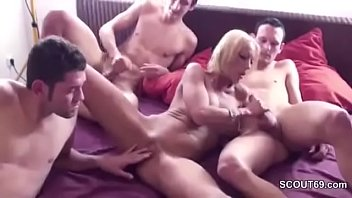 guy6 mom son and double fuck How many licks part 12