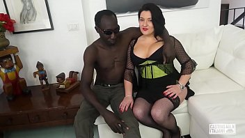 anal gaping interracial Bbw fucked doggy until she cum