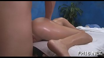 parlor massage orgasm No legged man fucks hot young skinny brunette