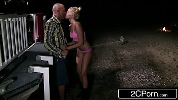 vanessa pantyhose cage Jerking and humiliating tied up naked man