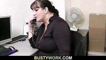 kings secretary reality Blond booty milf in interracial video