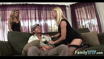 threesome daughter mike mom horner Taxi driver fucked sexy big tits babe