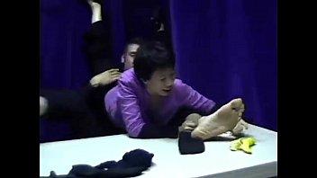 licks male feet woman Jaclen fernandez xx