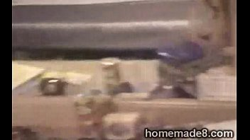 homemade blonde stephanie After being easily enticed playgirl gets hammered