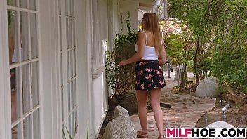 in but catches stepdaughter joins blowing bf stepmom College shared gf motel