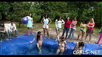 pink pool at Amateure allure pre auditions 27