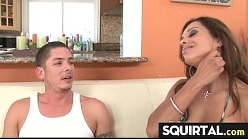 made cumm her black Mom punishes son and daughter spanking7