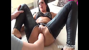 brutal milf violent Caught masturbuting solo